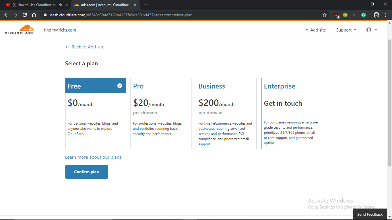 how to setup cloudflare in wordpress